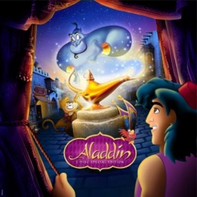Movie Posters 1992 Aladdin Movie Poster 1992