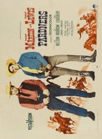 Pardners movie poster (1956) picture MOV_f51454ea