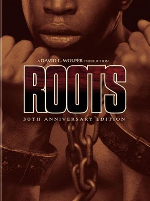 Roots movie poster (1977) poster MOV_f5167c32