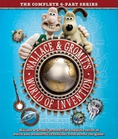Wallace and Gromit's World of Invention movie poster (2010) picture MOV_f51d76d9