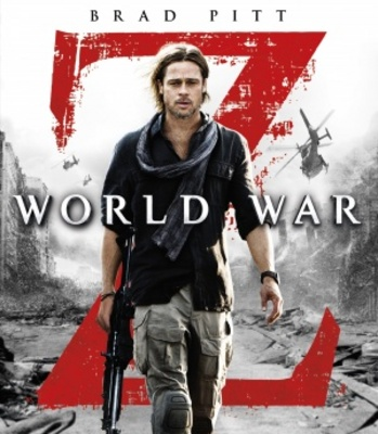 World War Z movie poster (2013) poster MOV_f51f050c