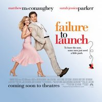 Failure To Launch movie poster (2006) picture MOV_f52423a0