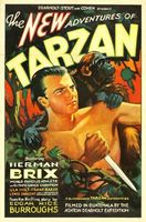 The New Adventures of Tarzan movie poster (1935) picture MOV_f5293076