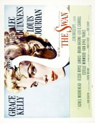 The Swan movie poster (1956) poster MOV_f53ceb7e