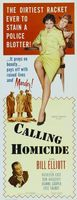 Calling Homicide movie poster (1956) picture MOV_f53dc58c