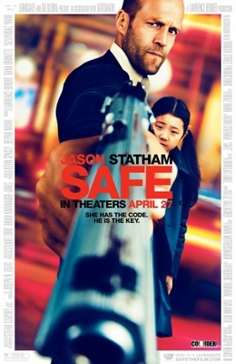 Safe movie poster (2011) poster MOV_f544a460