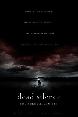 Dead Silence movie poster (2007) poster MOV_f5501aa9