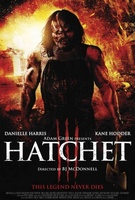 Hatchet III movie poster (2012) picture MOV_f552ff26