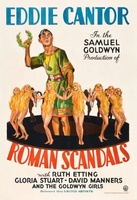 Roman Scandals movie poster (1933) picture MOV_f55701c7