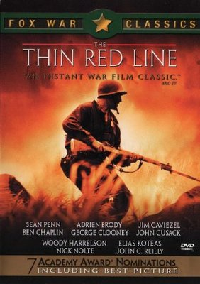 The Thin Red Line movie poster (1998) poster MOV_f55faf34