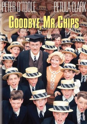 Goodbye, Mr. Chips movie poster (1969) poster MOV_f560a056