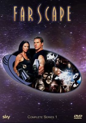 Farscape movie poster (1999) poster MOV_f5655a9b