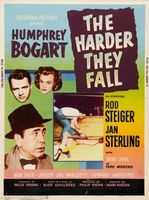 The Harder They Fall movie poster (1956) picture MOV_f568126e
