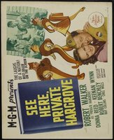 See Here, Private Hargrove movie poster (1944) picture MOV_f5694f39