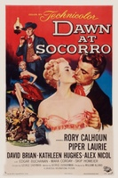 Dawn at Socorro movie poster (1954) picture MOV_f569a78f