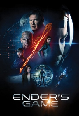 Ender's Game movie poster (2013) poster MOV_f56df78d