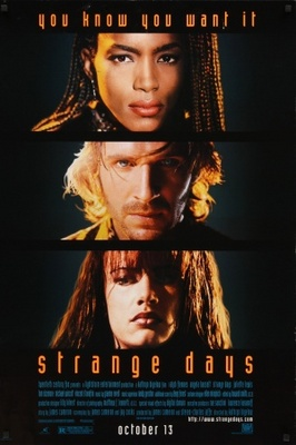 Strange Days movie poster (1995) poster MOV_f5726754