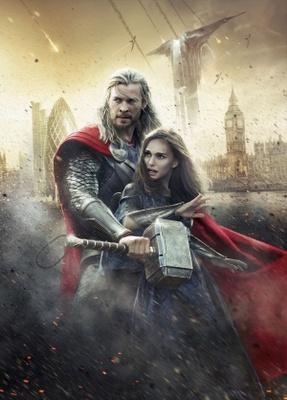 Thor: The Dark World movie poster (2013) poster MOV_f57524d7