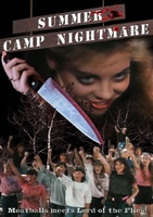 Summer Camp Nightmare movie poster (1987) picture MOV_f57f4f97