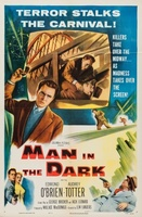 Man in the Dark movie poster (1953) picture MOV_f583d388
