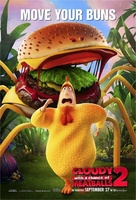 Cloudy with a Chance of Meatballs 2 movie poster (2013) picture MOV_356b31bb