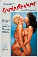 Frisky Business movie poster (1984) picture MOV_f584fadd
