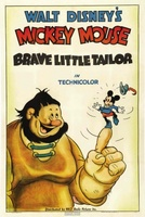 Brave Little Tailor movie poster (1938) picture MOV_f58adaea