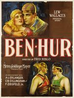 Ben-Hur movie poster (1925) picture MOV_f58d524f