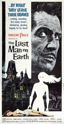 The Last Man on Earth movie poster (1964) poster MOV_f58d9d35
