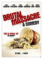 Brutal Massacre: A Comedy movie poster (2007) picture MOV_f5992f2f