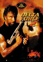 Delta Force 2 movie poster (1990) picture MOV_f59994a9