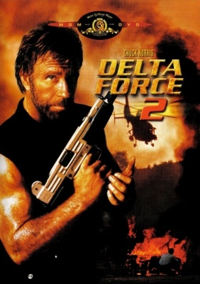 Delta Force 2 movie poster (1990) poster MOV_f59994a9