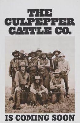 The Culpepper Cattle Co. movie poster (1972) poster MOV_f599ccae