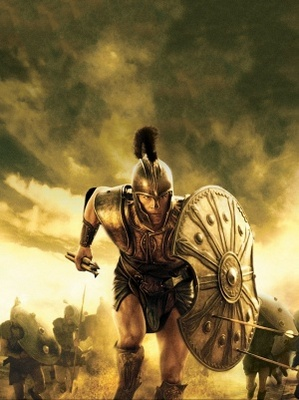 Troy movie poster (2004) poster MOV_f5a7a491