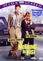 Nothing To Lose movie poster (1997) picture MOV_f5aae591