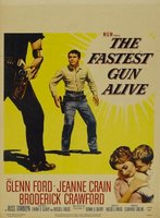 The Fastest Gun Alive movie poster (1956) picture MOV_f5abfd00