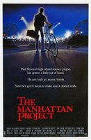 The Manhattan Project movie poster (1986) picture MOV_f5adf74c
