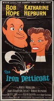 The Iron Petticoat movie poster (1956) picture MOV_f5b33a2c