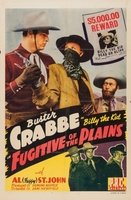 Fugitive of the Plains movie poster (1943) picture MOV_f5bd02fc