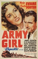Army Girl movie poster (1938) picture MOV_f5c13211