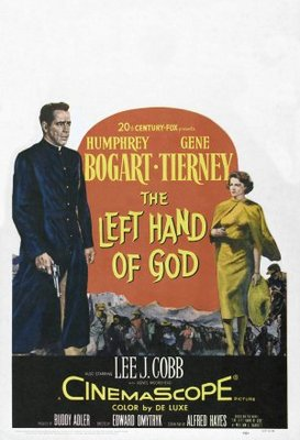 The Left Hand of God movie poster (1955) poster MOV_f5c23703