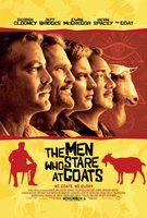The Men Who Stare at Goats movie poster (2009) picture MOV_f5caceff
