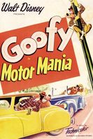 Motor Mania movie poster (1950) picture MOV_f5cf4d5c