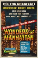 Columbia Musical Travelark: Wonders of Manhattan movie poster (1955) picture MOV_f5d61e3a