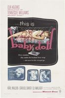 Baby Doll movie poster (1956) picture MOV_f5d69a32