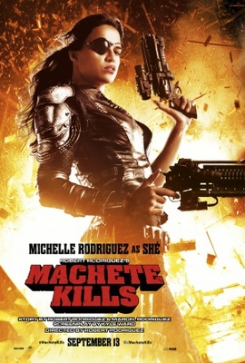 Machete Kills movie poster (2013) poster MOV_f5de24f9