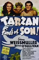 Tarzan Finds a Son! movie poster (1939) picture MOV_f5de6622