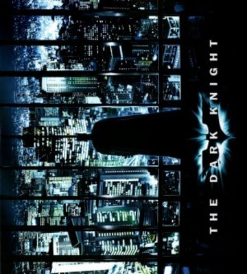 The Dark Knight movie poster (2008) poster MOV_f5e0d188