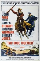 Two Rode Together movie poster (1961) picture MOV_f5e31654