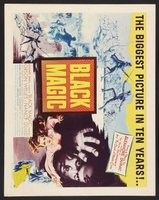 Black Magic movie poster (1949) picture MOV_f5e49b97